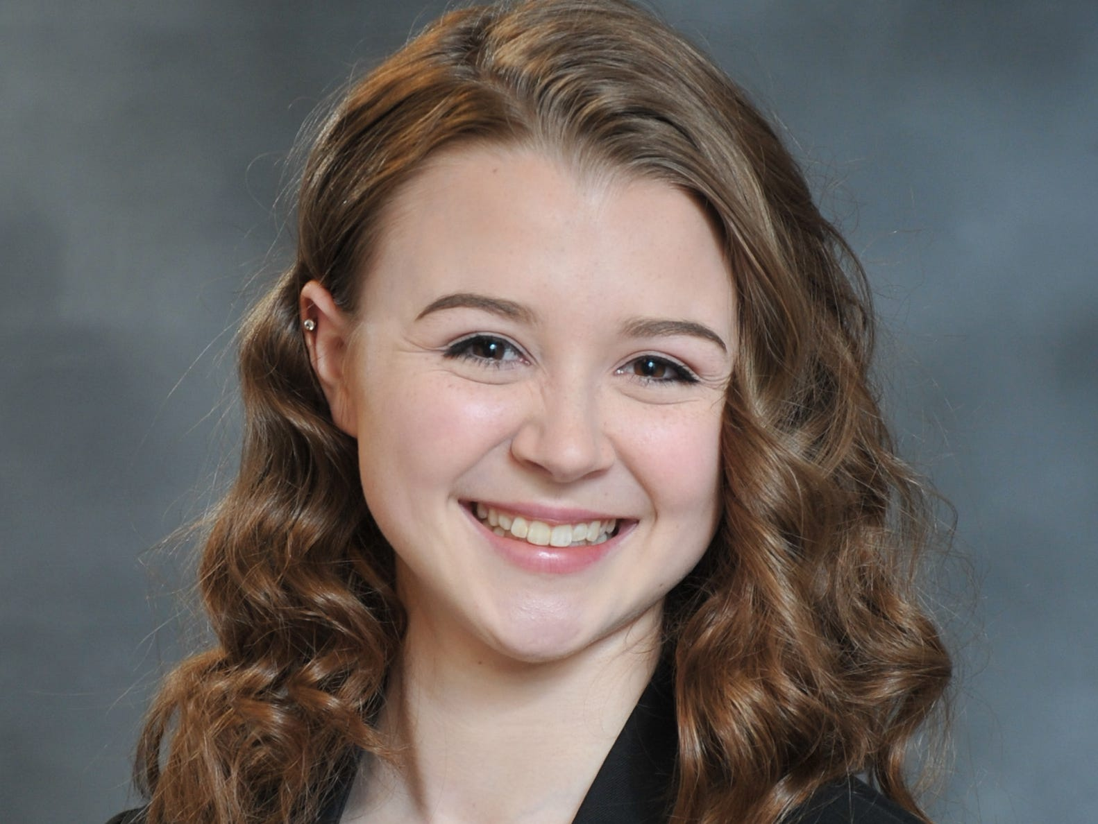 Lily Haugh, Northeastern High School, Distinguished Young Women of York County participant.