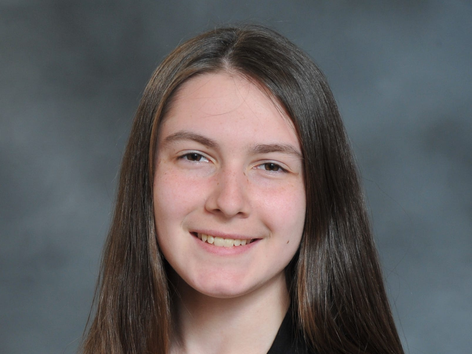 Emma Hynson, South Western High School, Distinguished Young Women of York County participant.