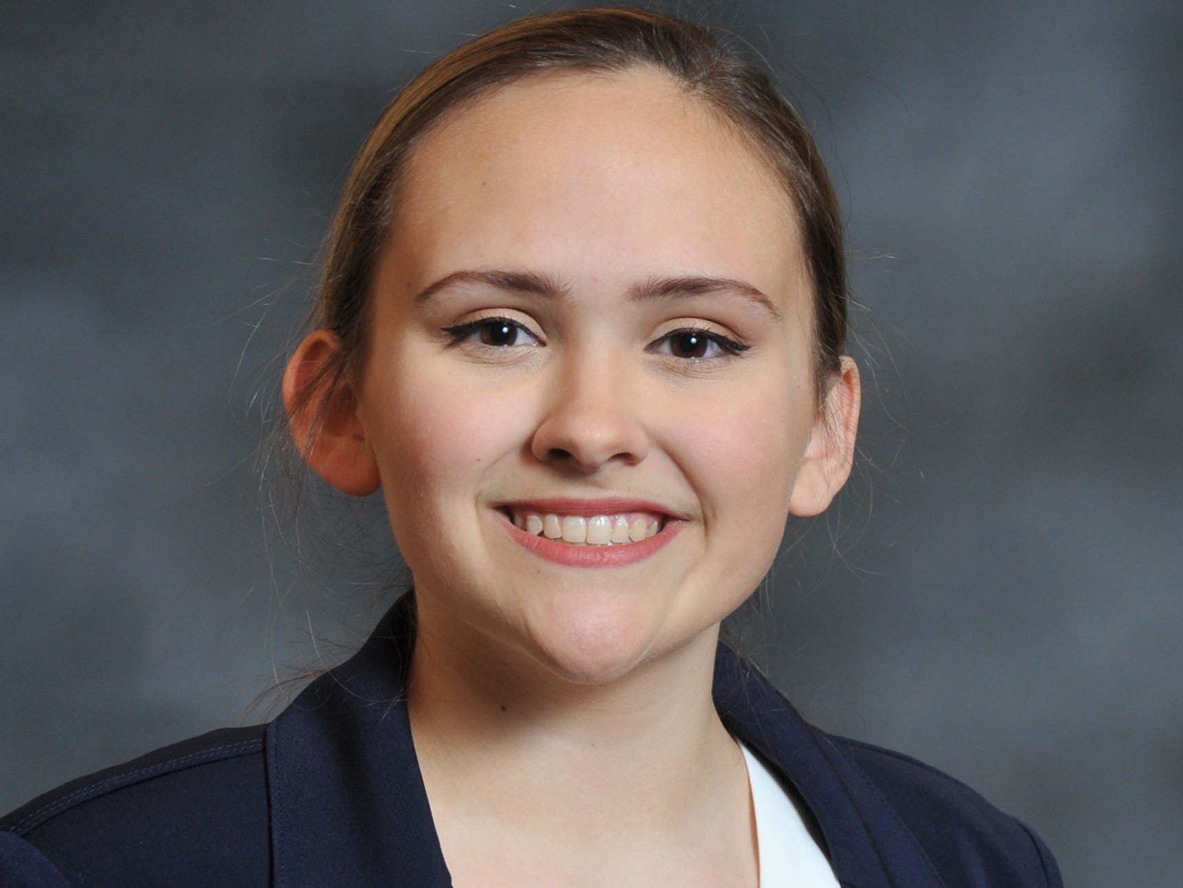 Sophia Andia, Eastern York High School, Distinguished Young Women of York County participant.