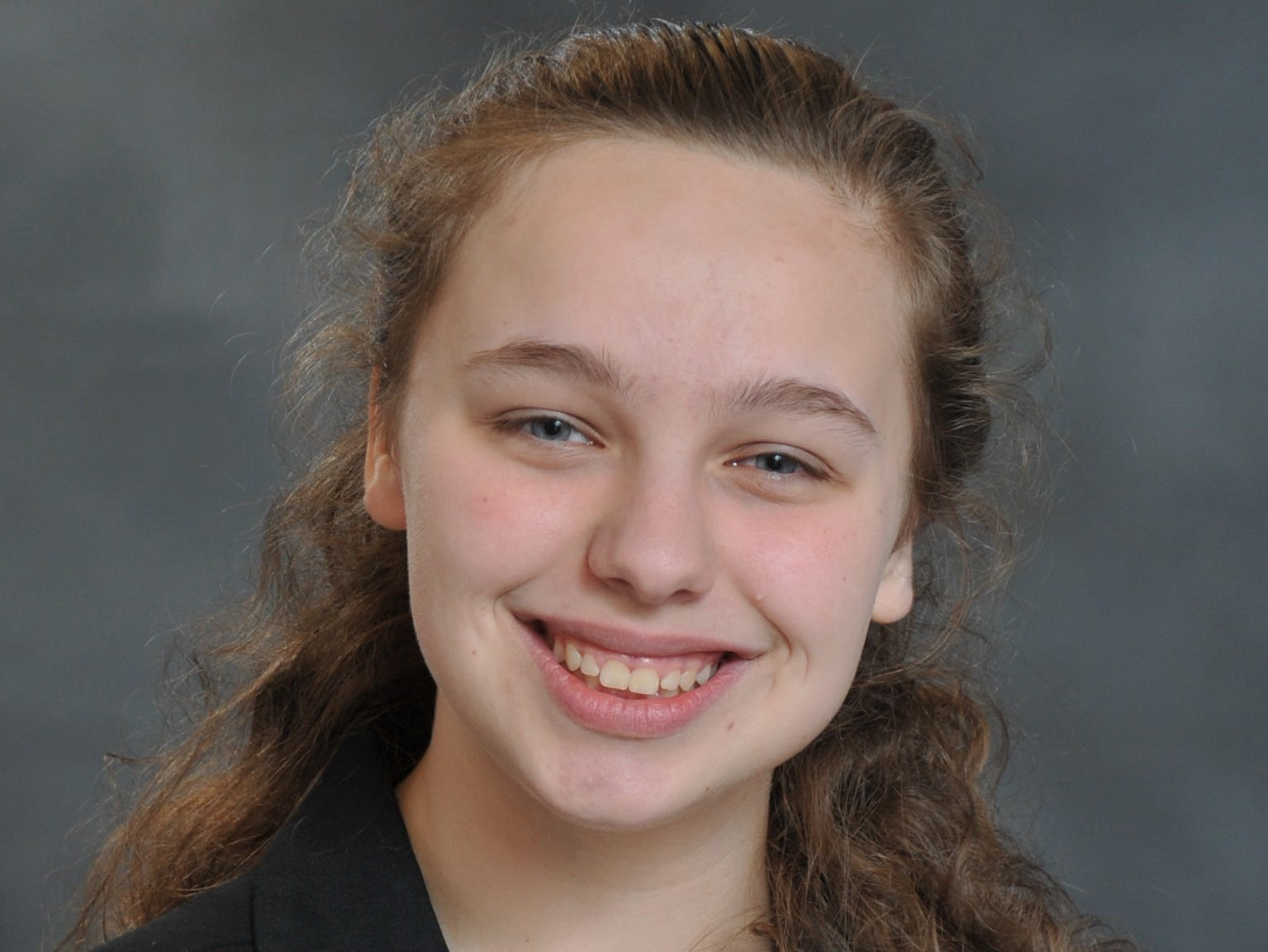 Olivia Riek, Northeastern High School, Distinguished Young Women of York County participant.