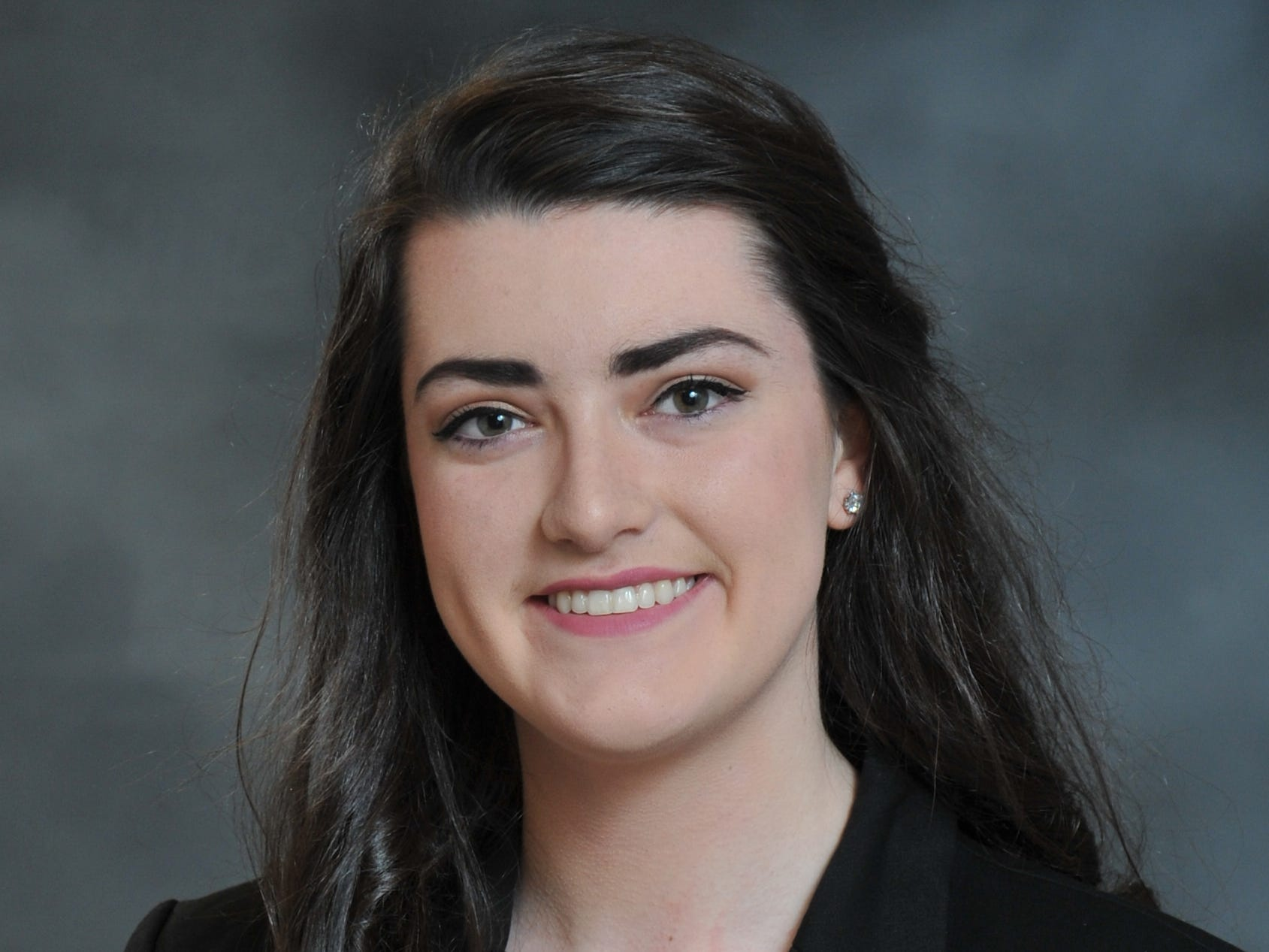 Emma Trump, Delone Catholic High School, Distinguished Young Women of York County participant.