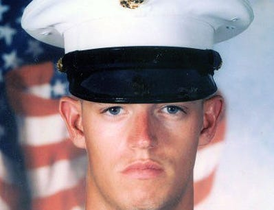 Marine Reservist Lance Cpl. Joseph B. Maglione III, 22, of Montgomery County died April 1, 2003, from a self-inflicted gunshot wound in northern Kuwait. His father, Joseph B. Maglione II, lives in Spring Garden Township. He was assigned to a bridge construction unit.