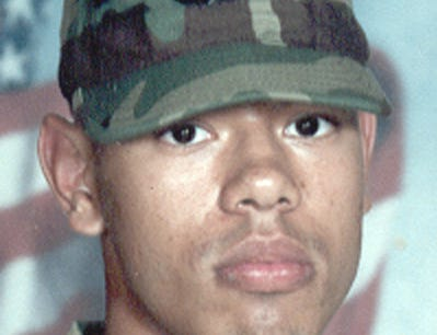"""Army Pfc. Orlando E. """"Eric"""" Gonzalez, 21, of New Freedom died March 25, 2007, in Baqubah, Iraq, when the vehicle he was riding in rolled over an improvised explosive device. He was a paratrooper."""