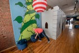 Jen Swanner talks about the inspiration behind creating The Curious Little Playhouse at 41 West Market Street in York.