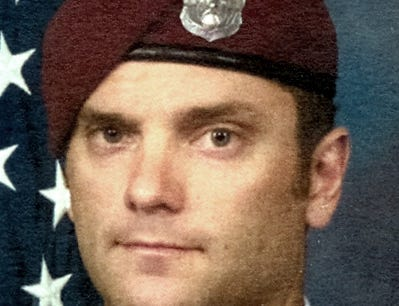 Air Force Airman DanielZerbe, 28, Red Lion Area High School graduate, died Aug. 6 2011 when the helicopter he was in, along with 17 Navy SEALs and 12 other U.S. service members, was shot down in the Wardak province in eastern Afghanistan.