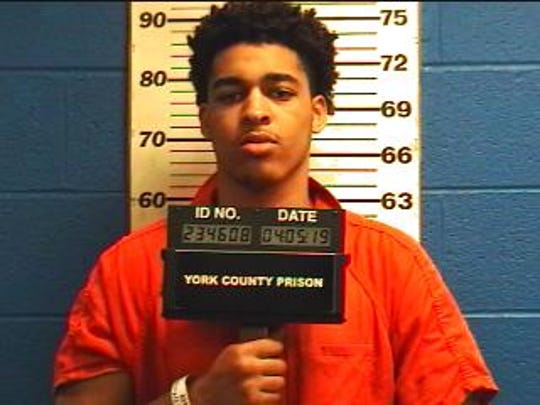 Infinite Corbett, arrested for attempted homicide, aggravated assault, firearms not to be carried without a license and several drug charges.