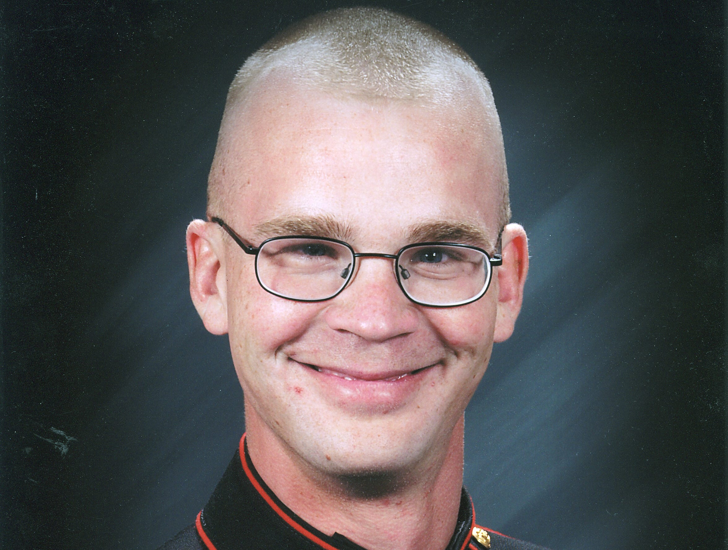 Marine Sgt. Christopher M. Wrinkle, 29, a Dallastown Area High School graduate, died July 31, 2011 in a barracks fire in Herat providence, Afghanistan