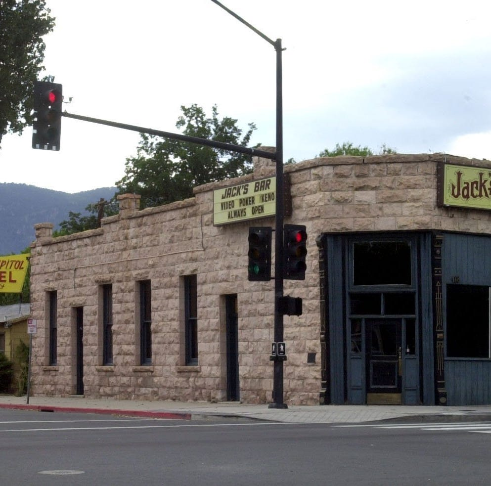 Famed 19th century Jack's Bar in Carson City, closed since 2002, to re-open as Bank Saloon