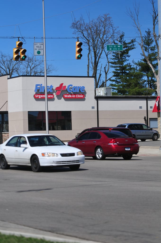 Richmond Police Department reported 37 accidents during 2018 at the intersection of National Road East and South 37th Street/Elks Road.