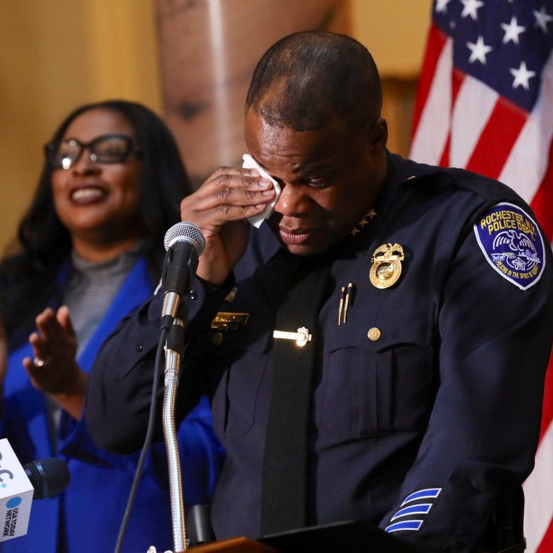 La'Ron Singletary, Rochester's next police chief, has 'a good heart'