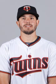 Australia native Lewis Thorpe is in the Wings' starting rotation.