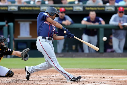 Outfielder Lamonte Wade is expected to be a regular in the Wings' lineup after playing half the 2018 season in Rochester.