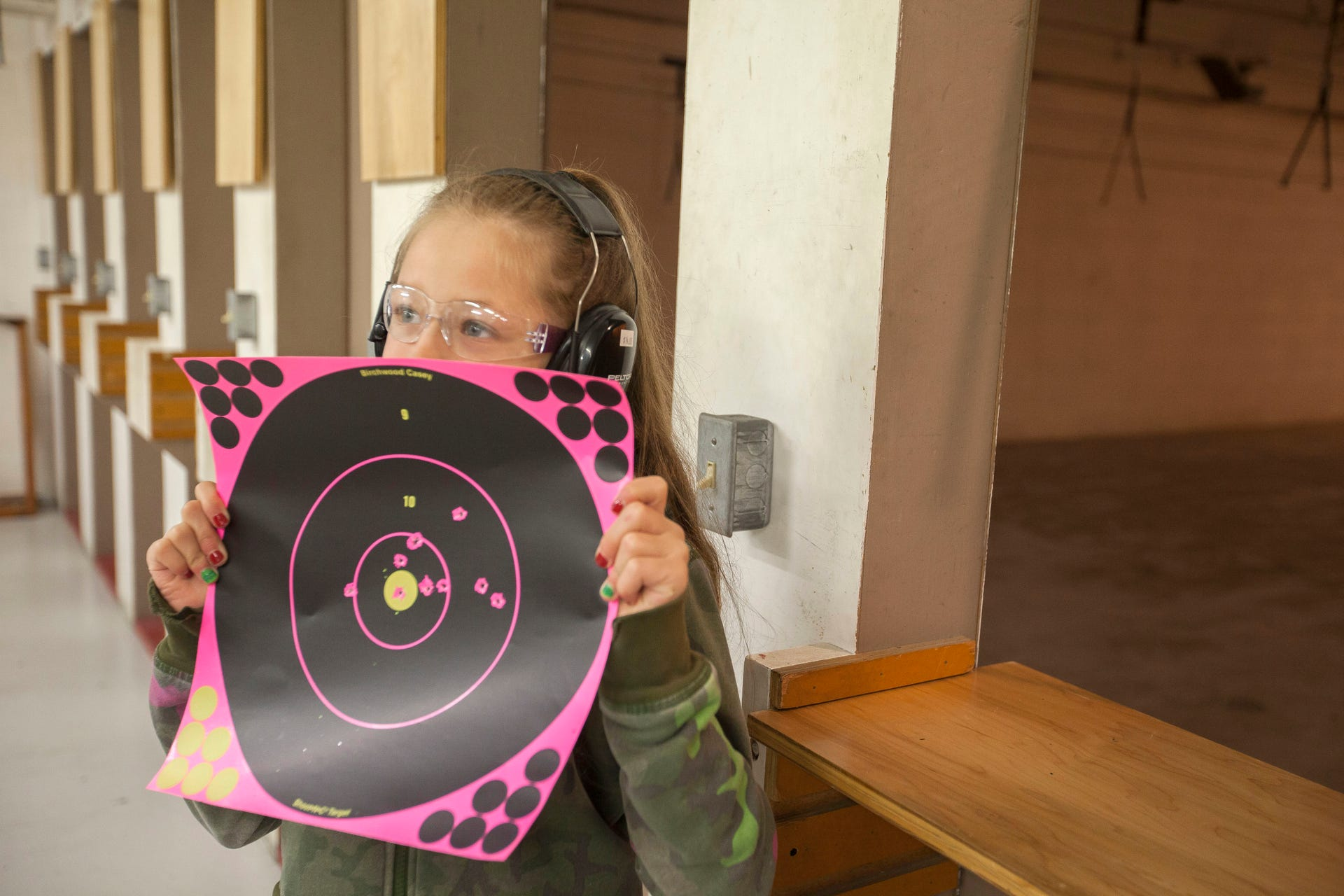 Firearms safety for kids