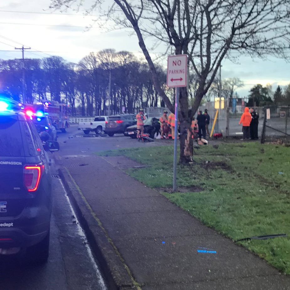 Police identify Salem man killed in crash on 17th Street NE near state fairgrounds