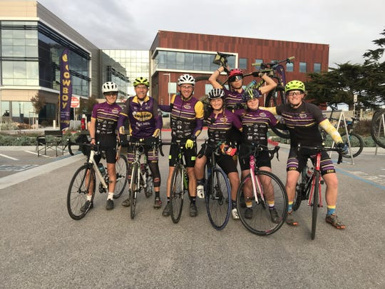 The Salinas High Mountain Bike Team hosted their inaugural Cowboy Challenge this weekend to raise money for the local charity Gears 4 Good.