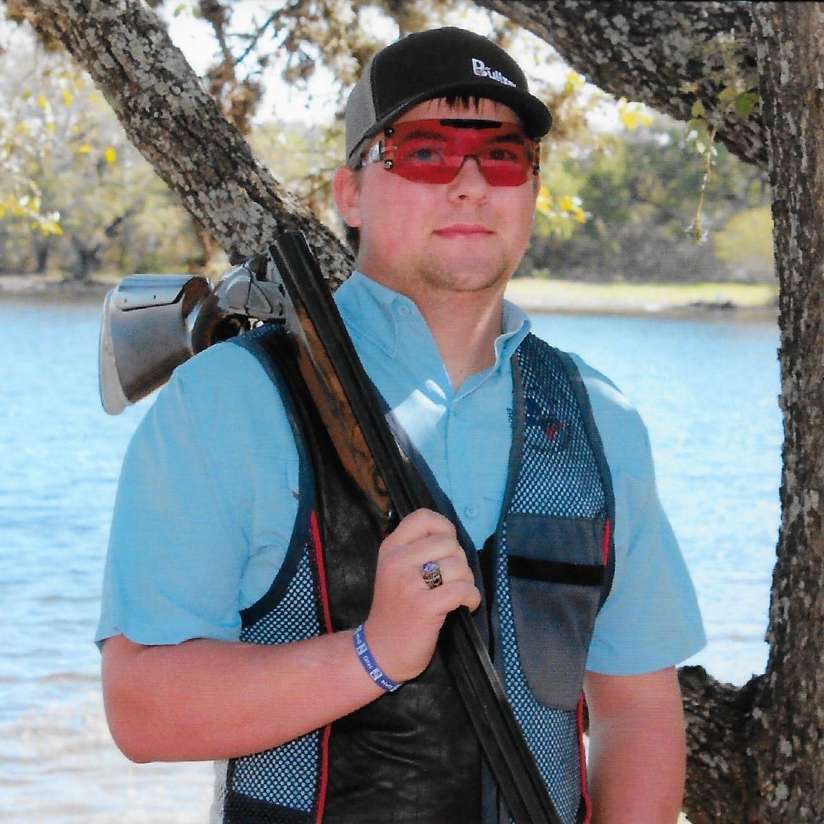 Irion County student lands scholarship for clay target shooting
