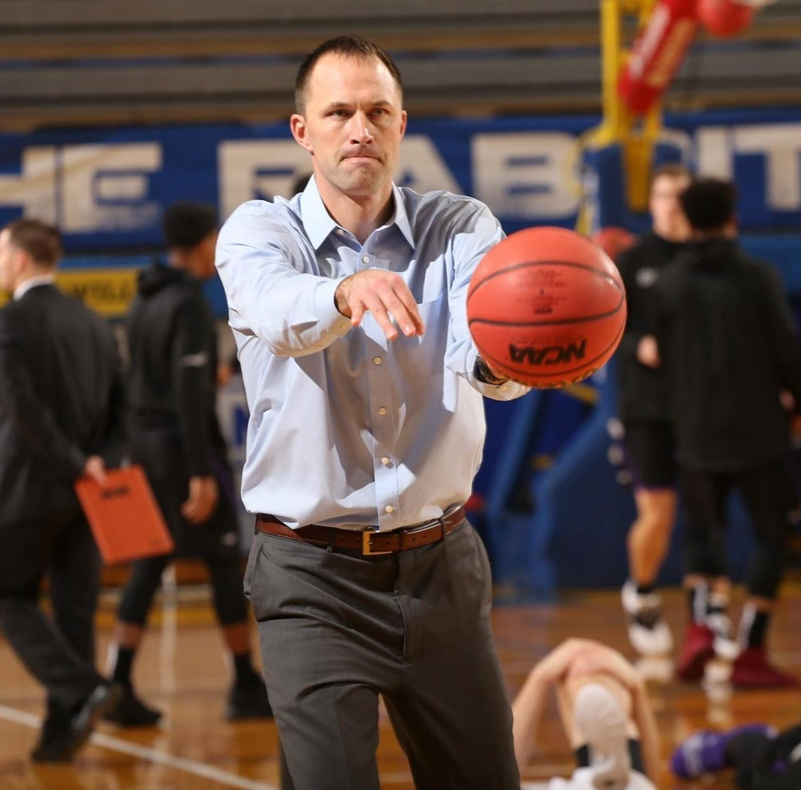 Meet the coach: Q&A with South Dakota State's Eric Henderson