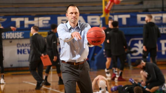 Eric Henderson takes over South Dakota State after three seasons as an assistant