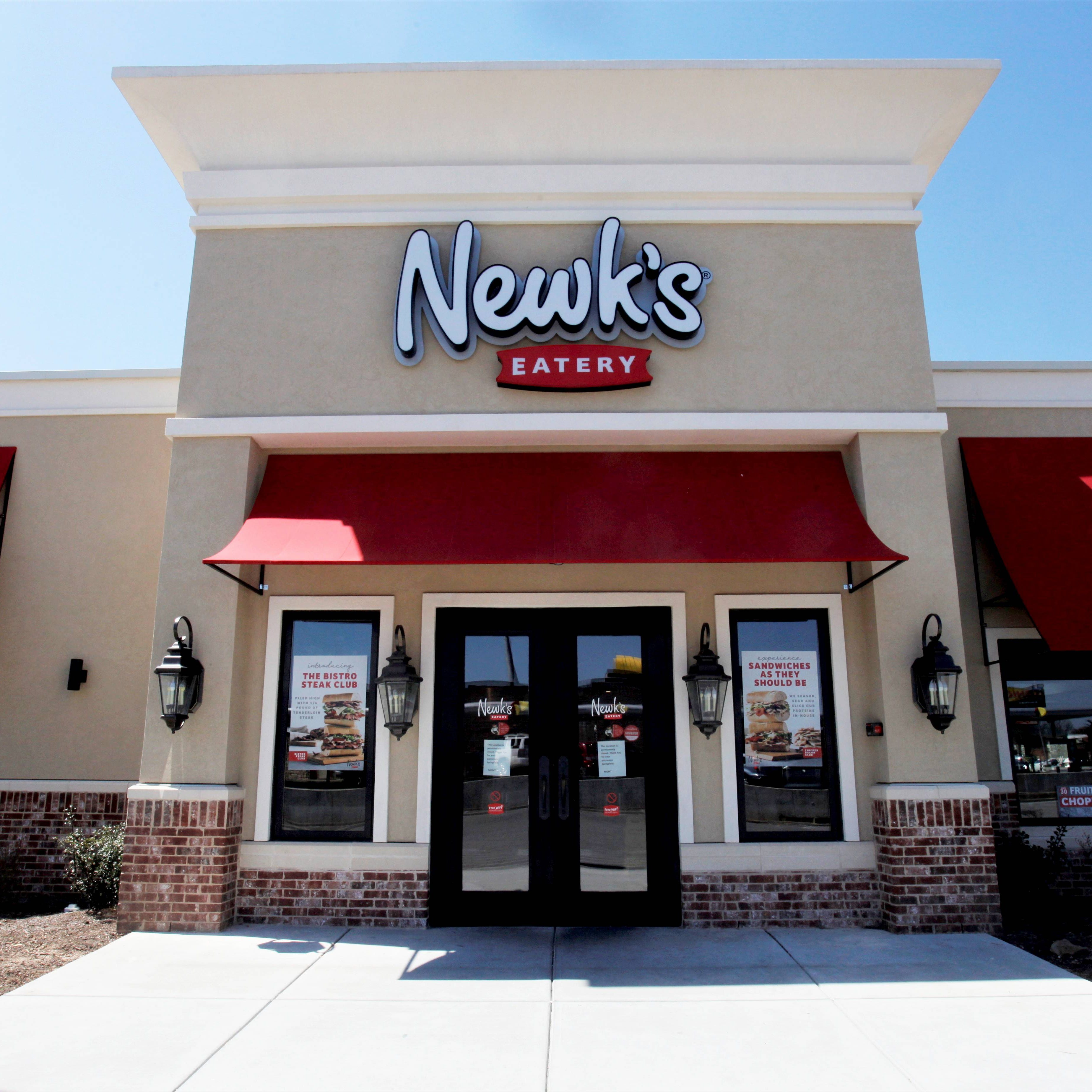 Newk's Eatery closes in Springfield