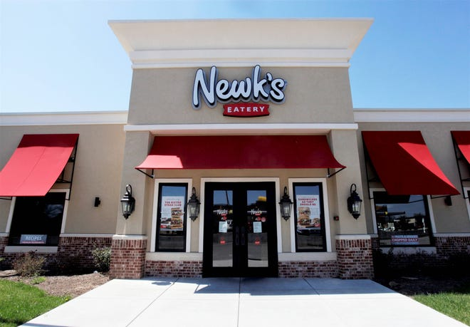 Newk's Eatery is permanently closed at 220 Battlefield Rd. in Springfield.