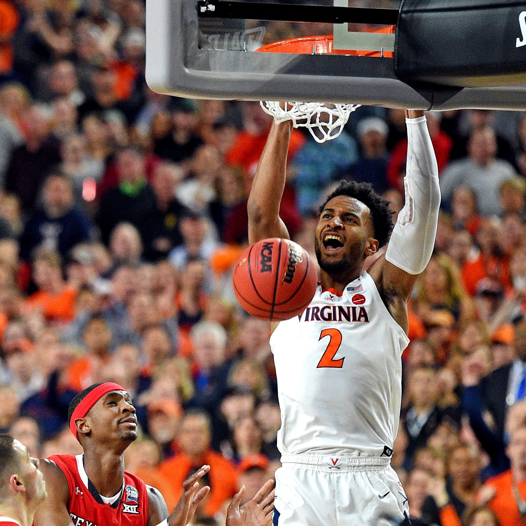 NCAA Basketball Championship 2019: Who are the referees for Virginia vs. Texas Tech game?