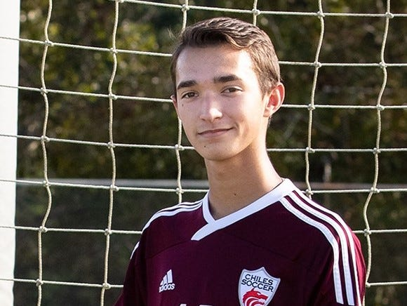 Chiles senior defender Reese Lescher was selected to the 2019 All-Big Bend boys soccer first team.