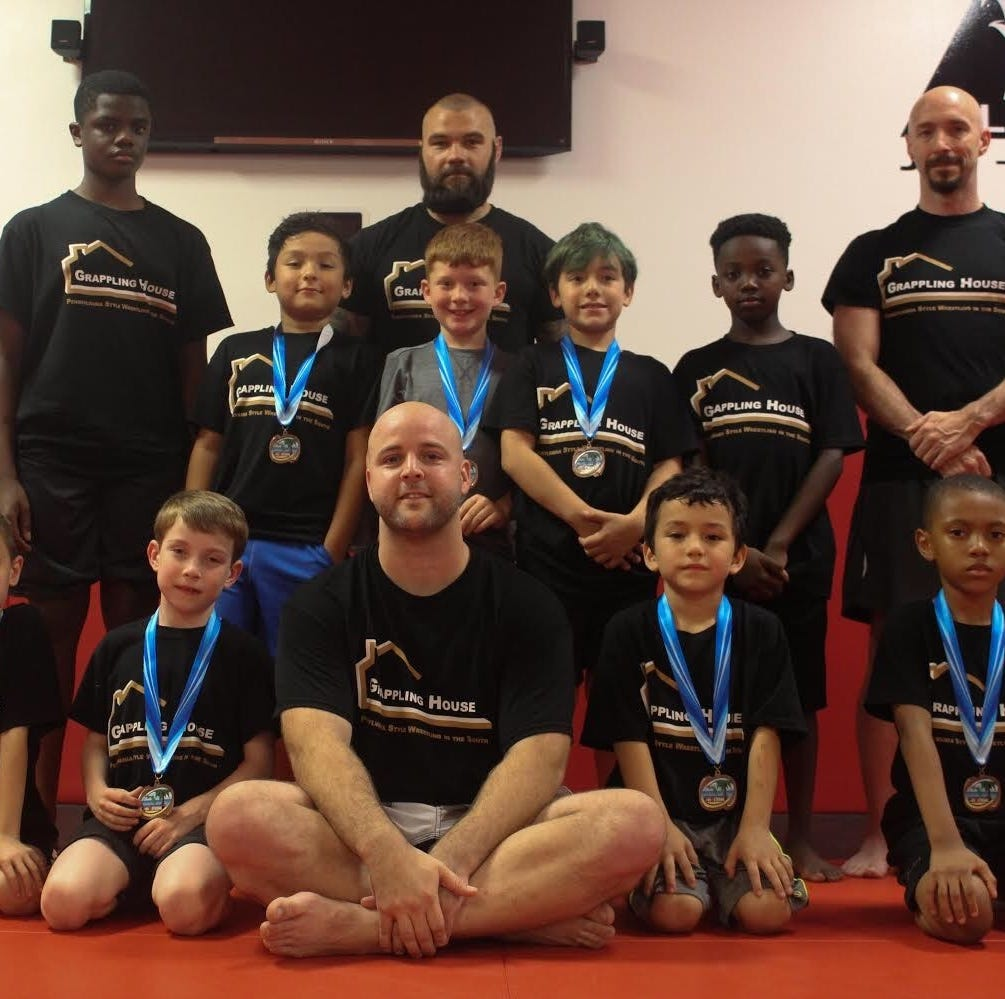 Grappling House Wrestling Club students have winning day in Panama City competition