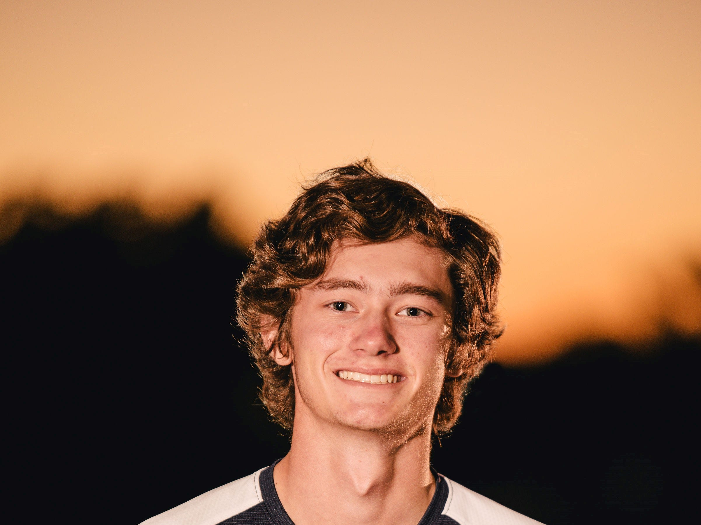 St. John Paul II senior forward Braidan O'Connor was selected to the 2019 All-Big Bend boys soccer first team.