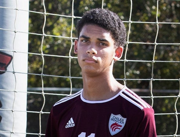 Chiles senior forward Will Johnson was selected to the 2019 All-Big Bend boys soccer first team.