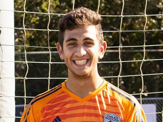 Chiles senior goalie Abraheim Darwish was selected to the 2019 All-Big Bend boys soccer first team.