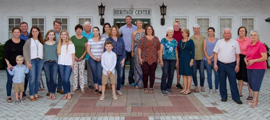 Descendants of early pioneer Edward Walter Hamilton will be honored as the 20th annual Pioneer Family on April 27, 2019 at the Heritage Center in downtown Vero Beach.