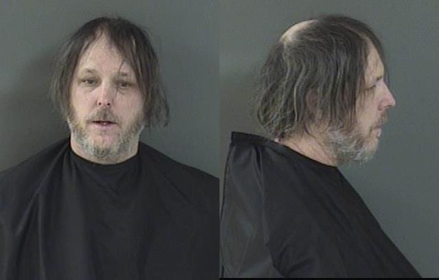 James Rinella, 50, of Vero Beach was charged with burglary and felony criminal mischief.