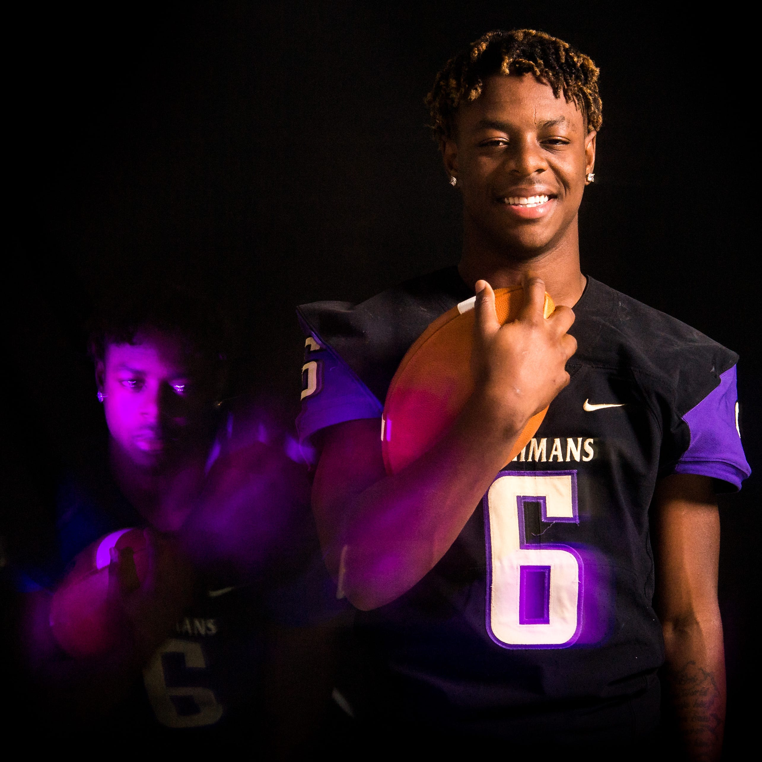 Revealing No. 7 on the pre-spring TCPalm Super 11