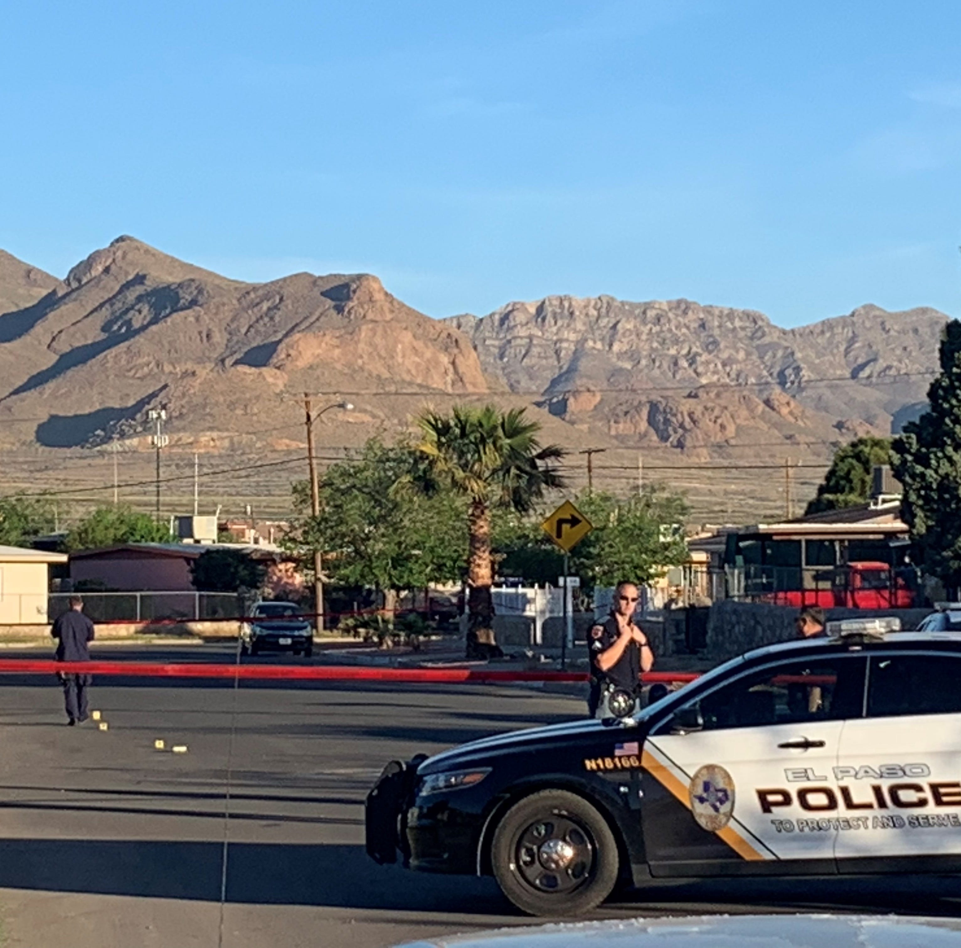 El Paso police ID man killed in shooting at Northeast home; police search for suspect