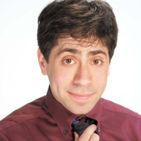 Live standup comedy returns to the Hillcrest Center for the Arts in Thousand Oaks. Danny Jolles, pictured here, and Omar Covarrubias will perform.