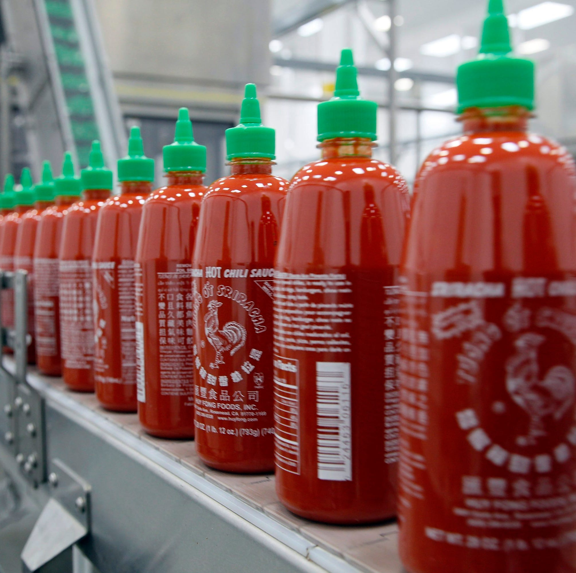 Sriracha partnership flames into Ventura County court battle; $20-plus million at stake