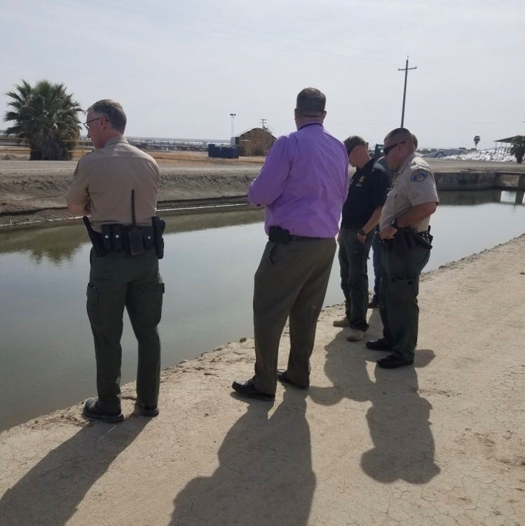 BREAKING: Body found in Tulare canal could be missing Torrance man
