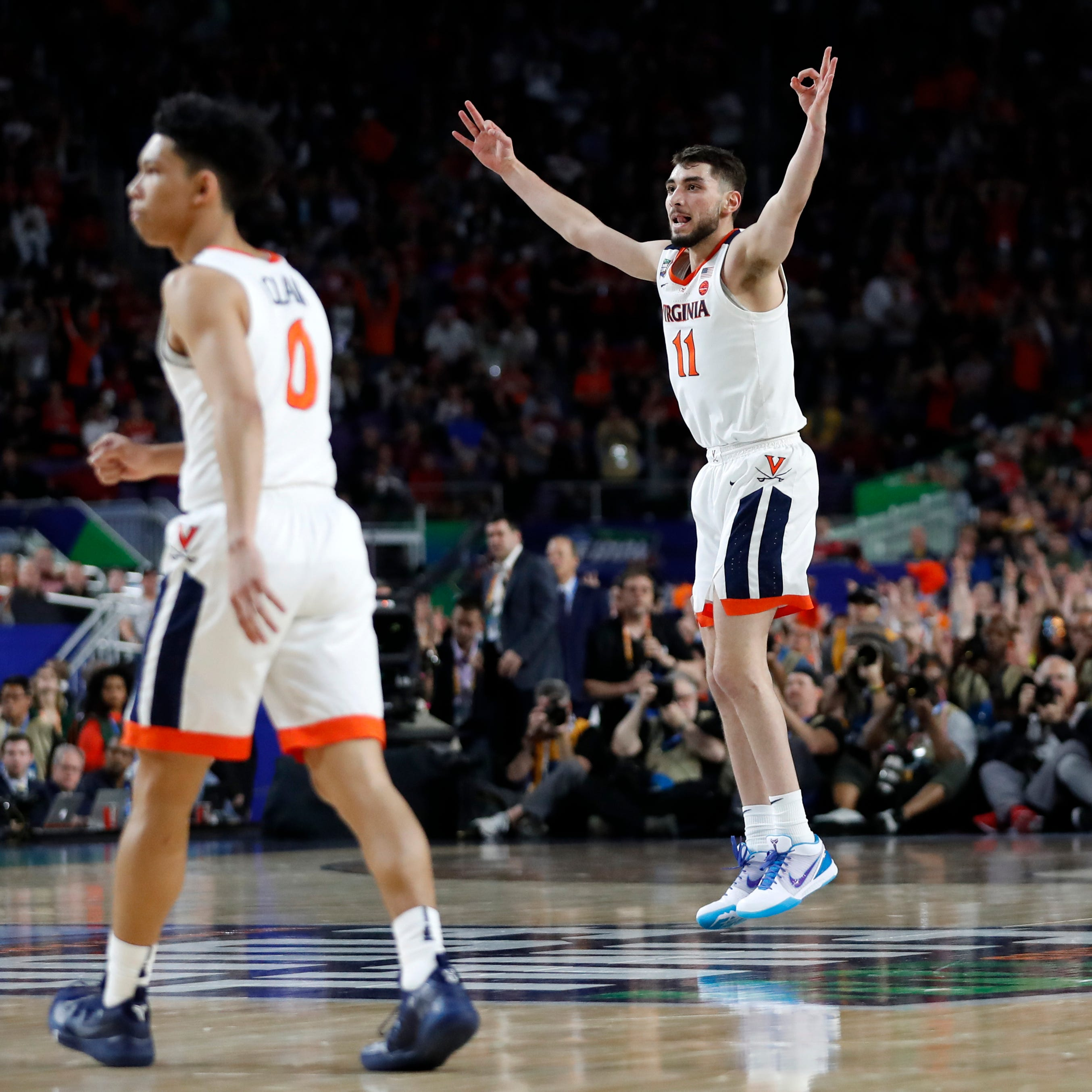 Iona Prep grad Ty Jerome is a national champion! Virginia tops Texas Tech in title game