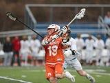 Boys Lacrosse - Mamaroneck defeats Lakeland/Panas 10-6
