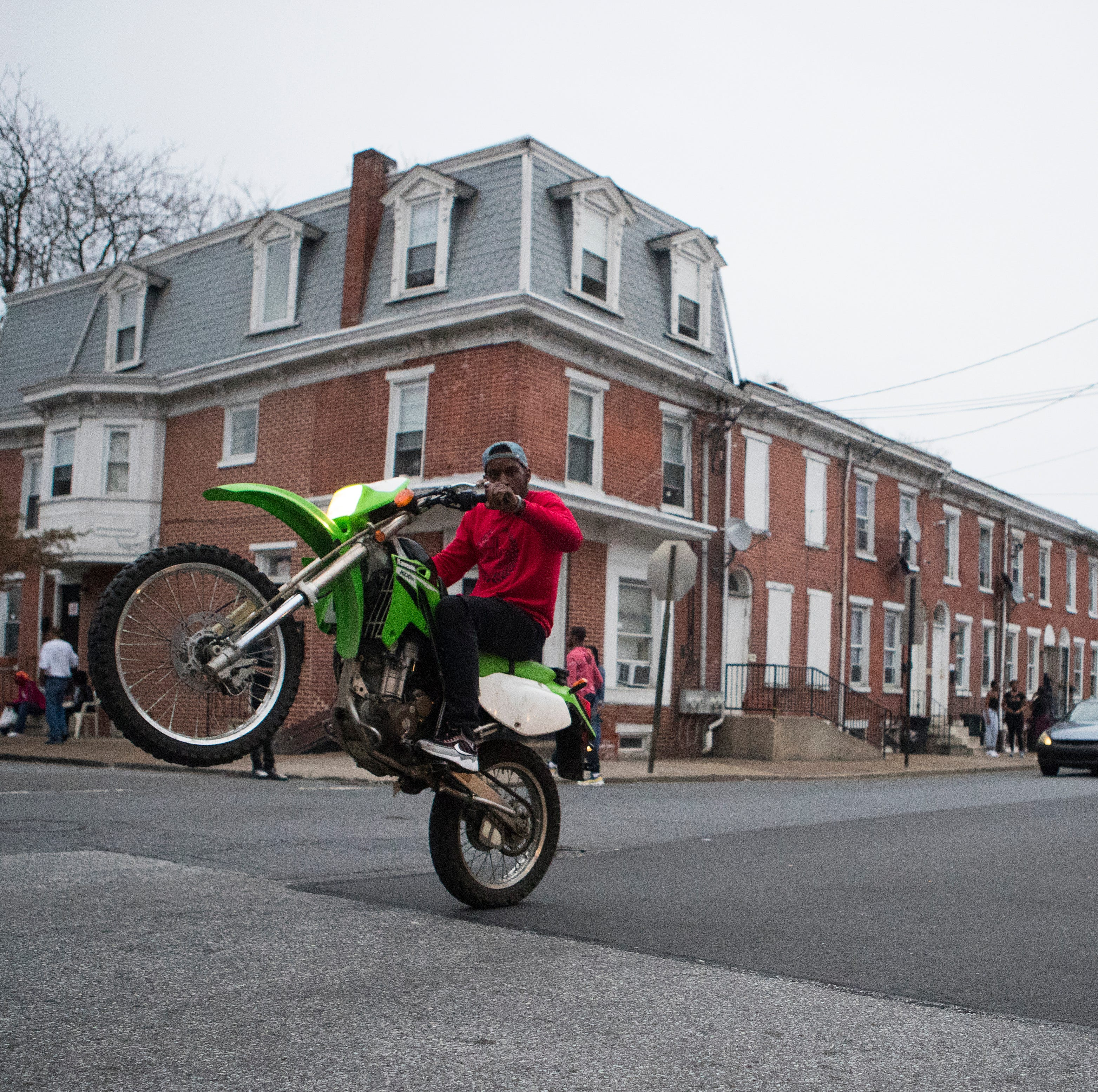 Wilmington police promise they'll enforce street dirt bike riding rules