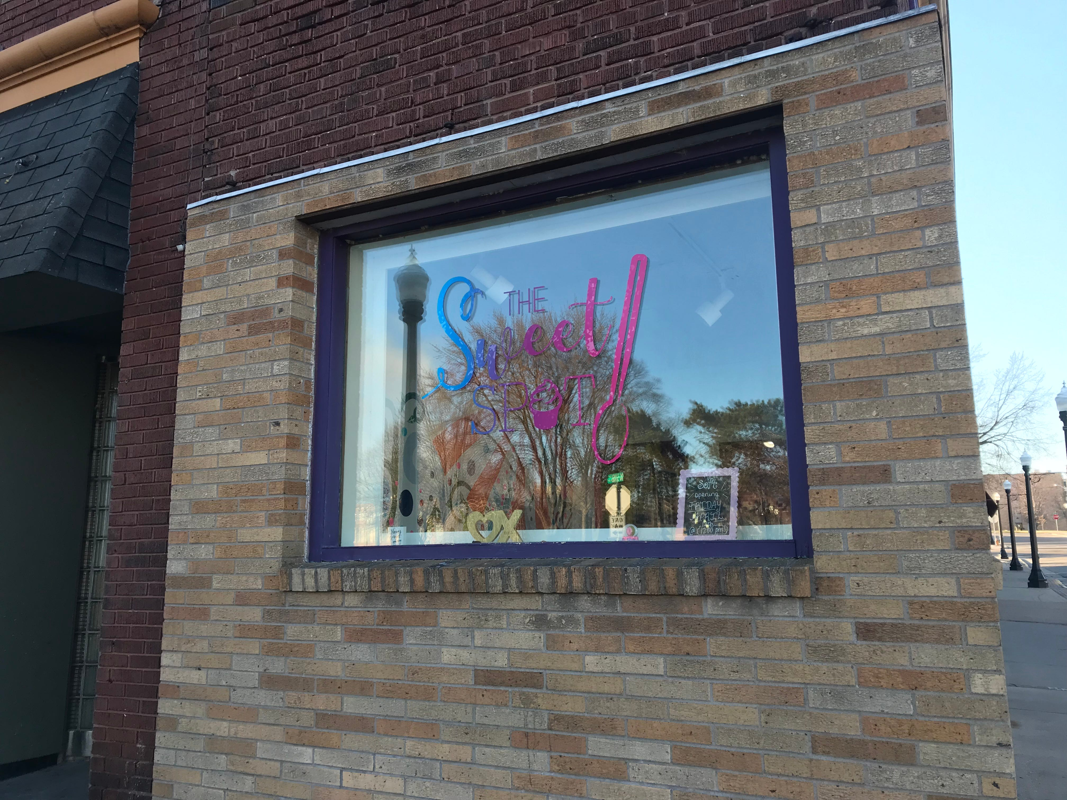 The Sweet Spot, 211 Oak St. in Wisconsin Rapids