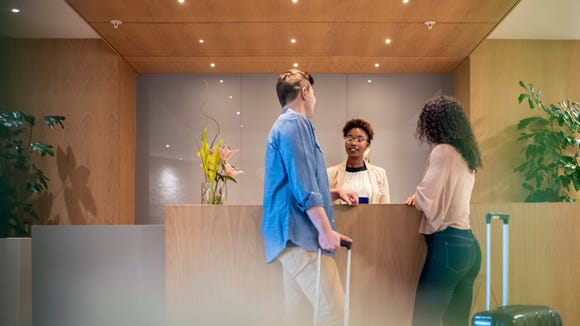 The best credit cards for hotel guests