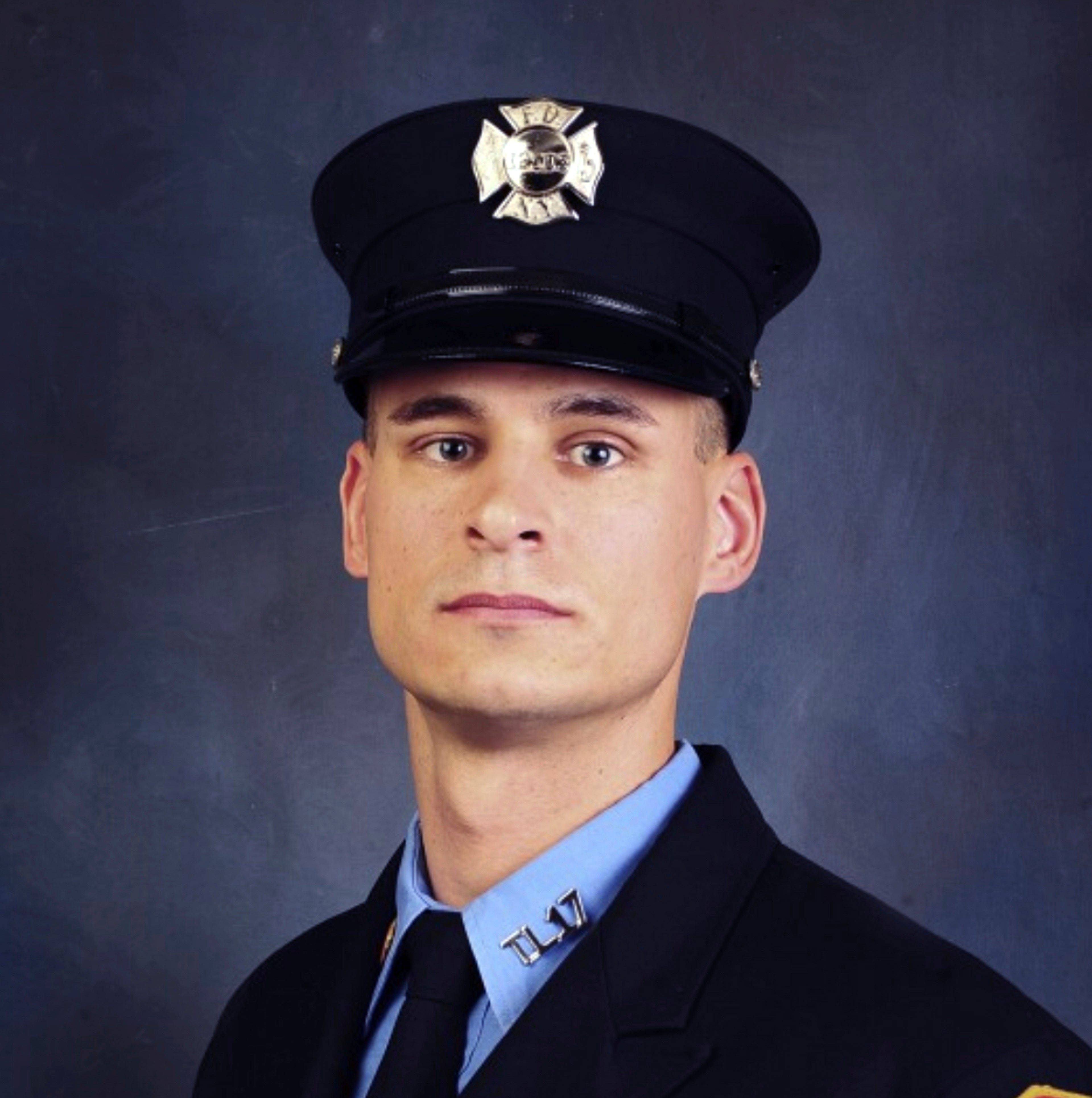 Marine killed in Afghanistan was decorated NYC firefighter