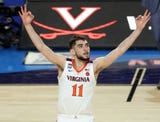 In a remarkable season of redemption, the Virginia Cavaliers won their first men's basketball championship in school history, defeating Texas Tech 85-77.