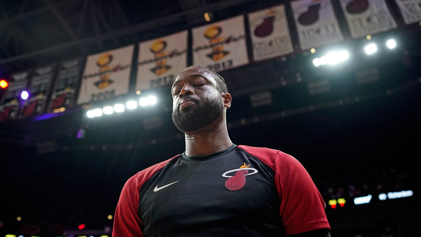 93e194abf88 Dwyane Wade opens up on retirement ahead of final NBA game