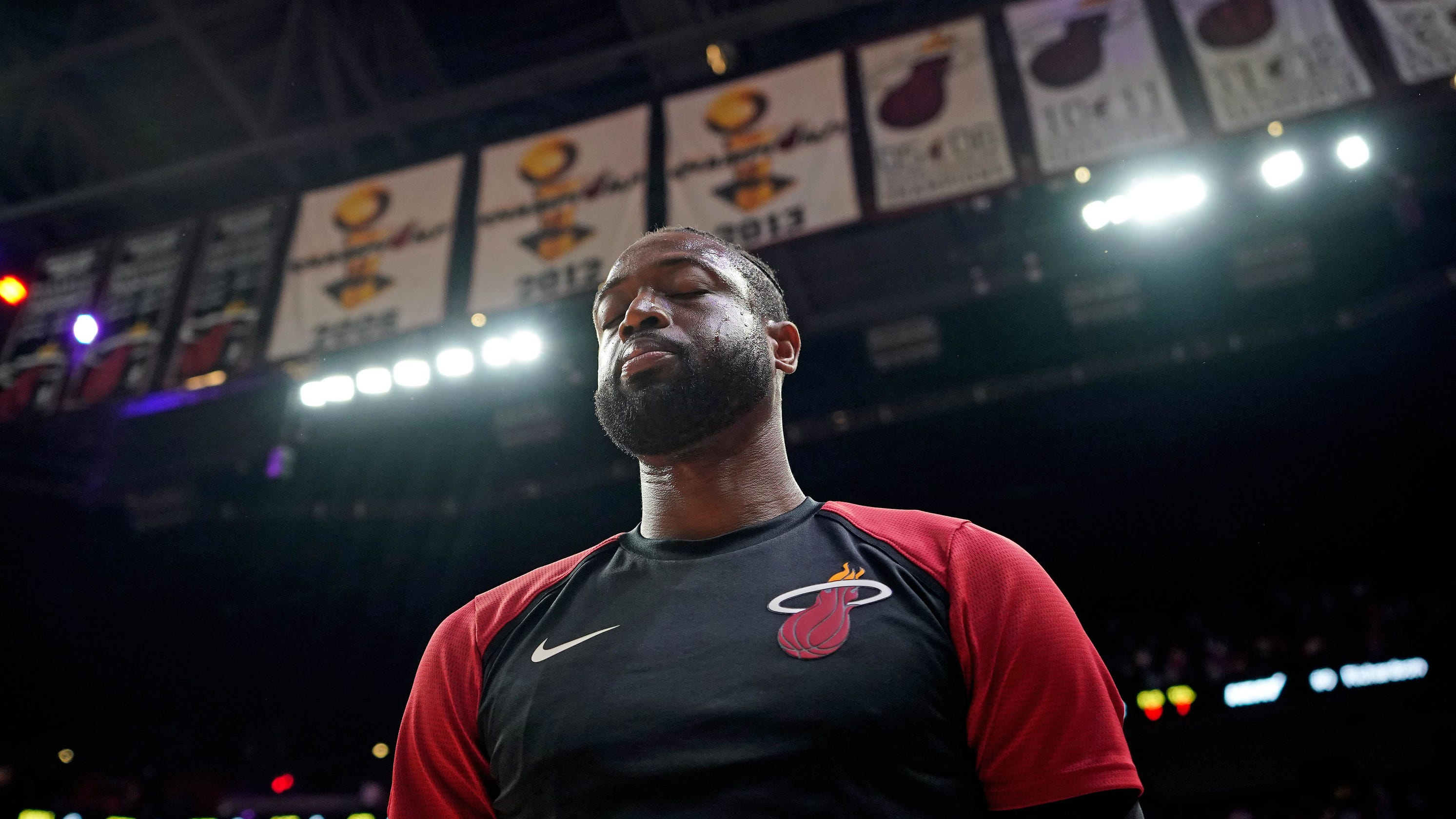 9af2eb0dfdb Dwyane Wade opens up on career, retirement, life ahead of final NBA game