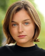 Emma Corrin will play Lady Diana Spencer in Netflix's 'The Crown.'
