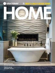 USA TODAY's Home magazine  features 2019 design and décor trends, including the best upgrades for your kitchen and bath.