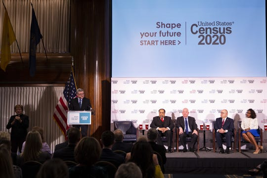 Census Bureau officials conducted a briefing recently on plans for the upcoming 2020 census.