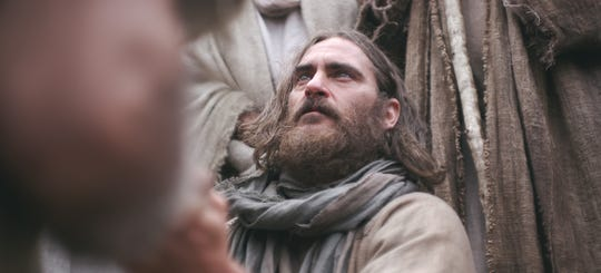 Joaquin Phoenix is the latest actor to play Jesus, who has been memorably portrayed onscreen by Max von Sydow, Liam Neeson and Jim Caviezel.